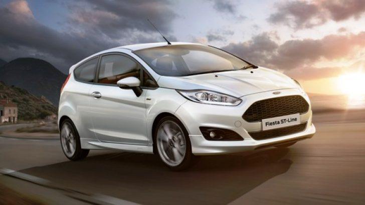 Ford Fiesta ve Focus,