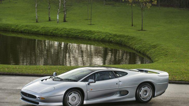 Bridgestone, Jaguar'ın efsanevi modeli XJ220 için yeni lastik geliştiriyor
