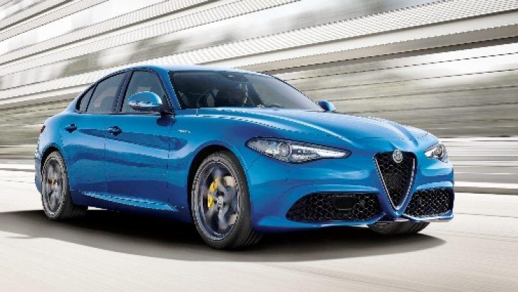 Alfa Romeo Veloce Efsanesi Giulia'yla Yeniden Doğuyor!