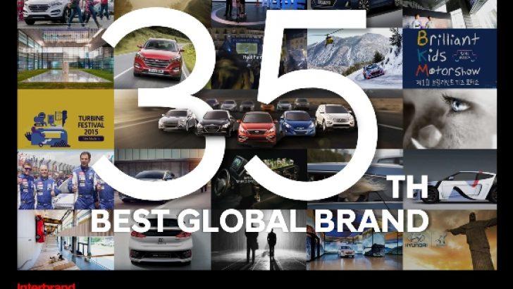 Hyundai Marka Değeri Yine Basamak Atladı.