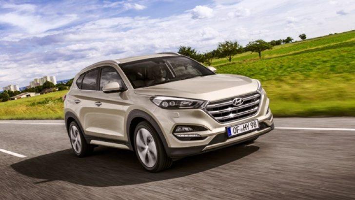 Hyundai Tucson Teknolojisiyle Büyülüyor.