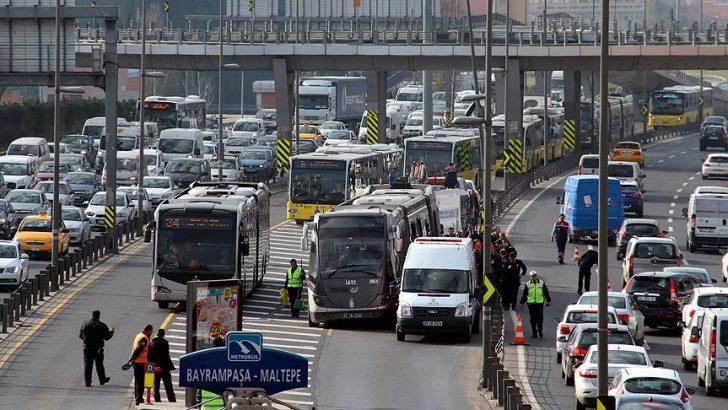 İETT yolcularını sigortaladı