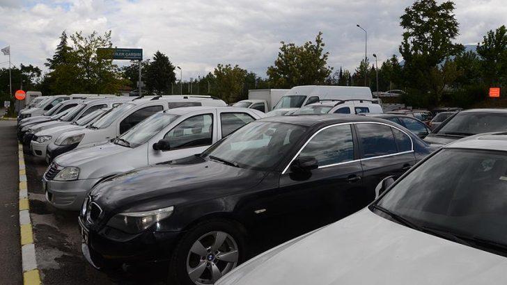 İkinci el araç satışında sıfır araç pazarının 3 katı işlem yapılıyor