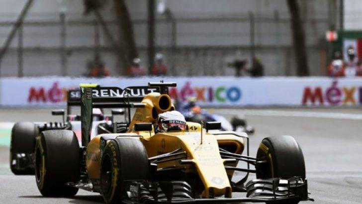 2016 Formula 1 Gran Premio de Mexico