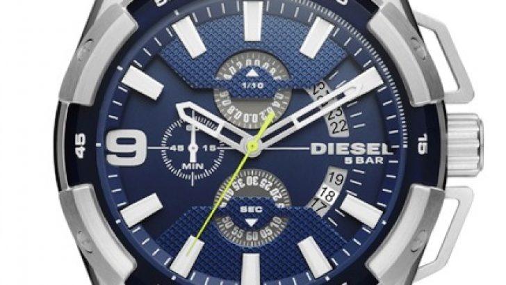 Motor tutkunlarına yeni seri: Diesel Saat