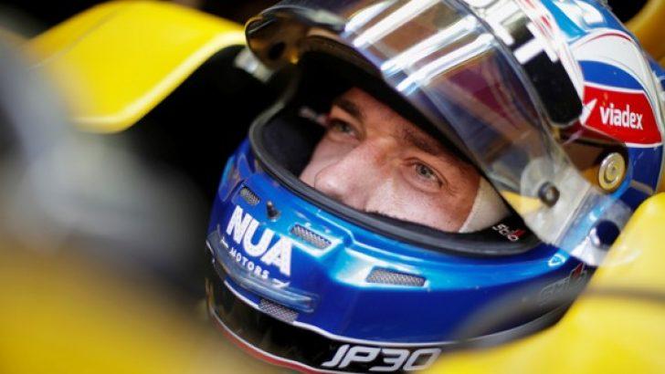 Renault Sport Formula 1 Takımı, 2017'de Jolyon Palmer'la devam ediyor