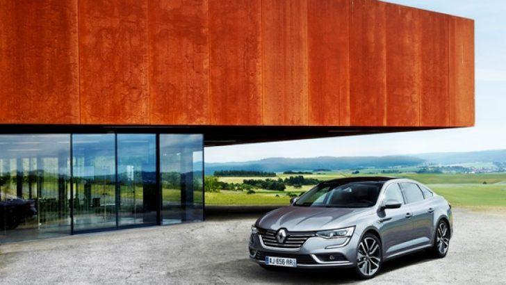 "Renault Talisman ""2017 Business Car"" seçildi"
