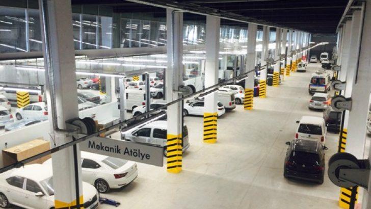 Avek en çok tercih edilen Volkswagen servisi