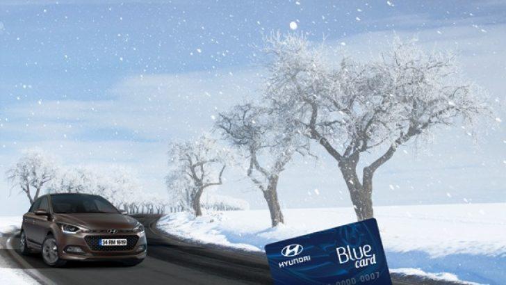 Hyundai Kış Servis Avantajları Başladı.