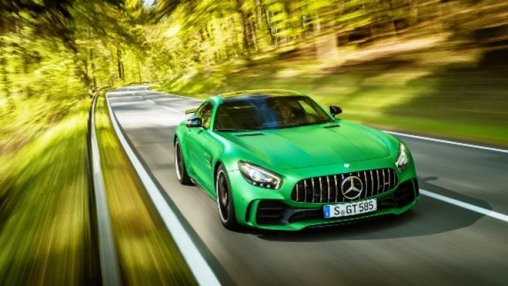 Yeni Mercedes-AMG GT R