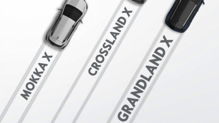Opel X serisi, çeşitleniyor