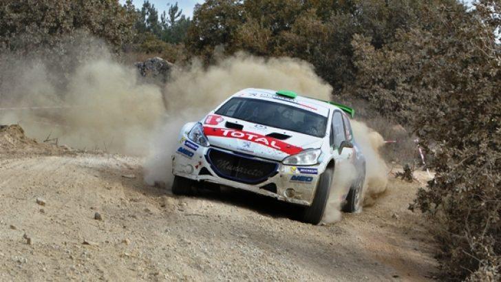 Yağız Avcı, Peugeot 208 R5 ile Türkiye Ralli Şampiyonu