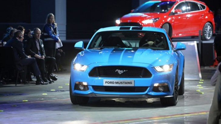 Ford, 'Go Further'