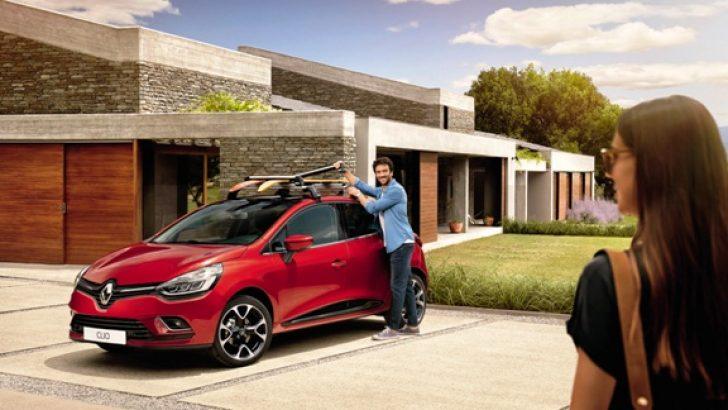 """Renault'da Aralık ayında """"ÖTV ve Kur Farkı Bizden"""" kampanyası"""