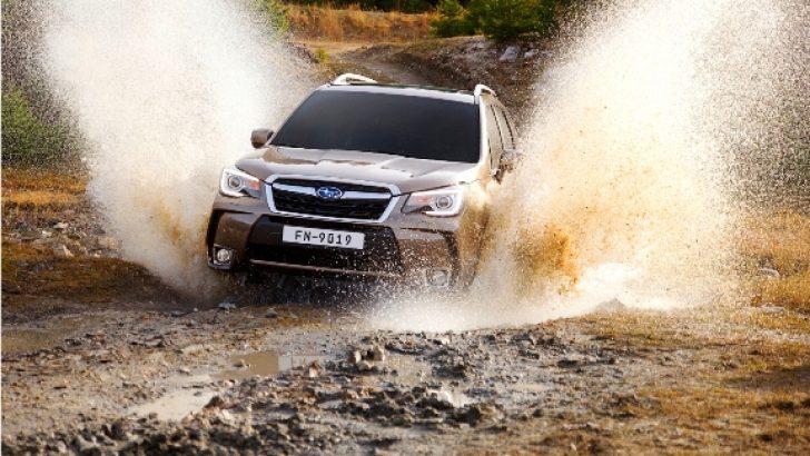 Subaru'nun Güvenliği yüksek puan aldı