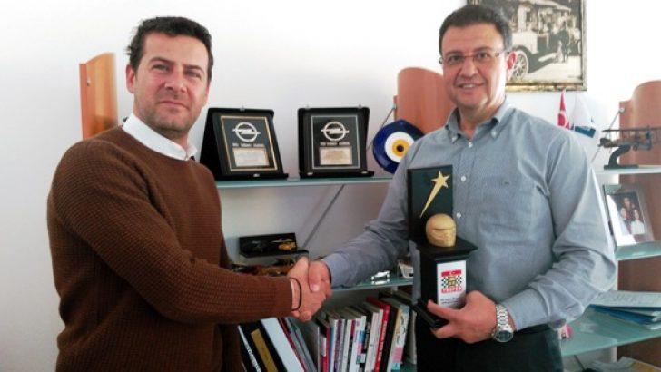 Opel Türkiye TOSFED Sponsorluğuna Devam Ediyor