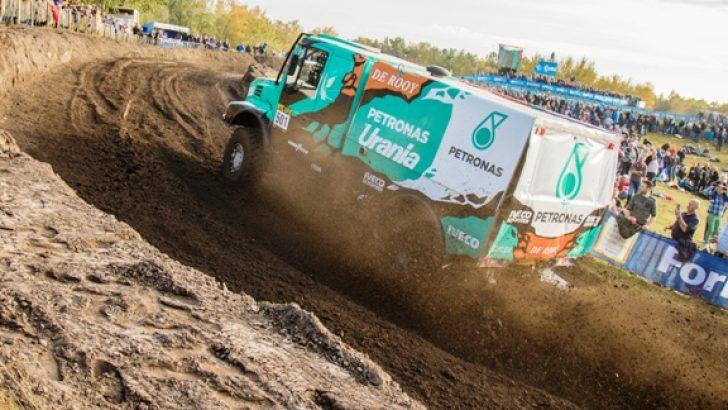 2016 Dakar'ı, De Roy kazandı.