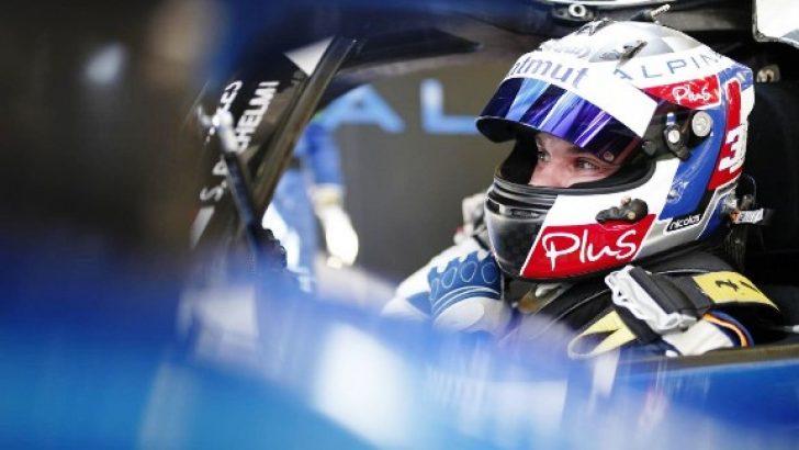 Alpine, Nicolas Lapierre'le devam ediyor