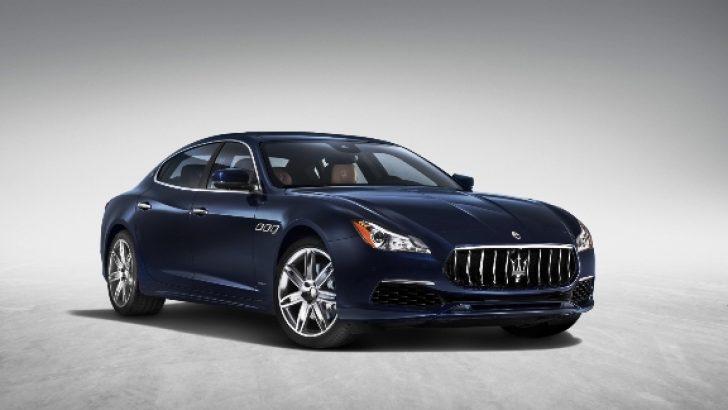 """Maserati'nin """"Quattroporte Efsanesi"""" Yenilendi."""
