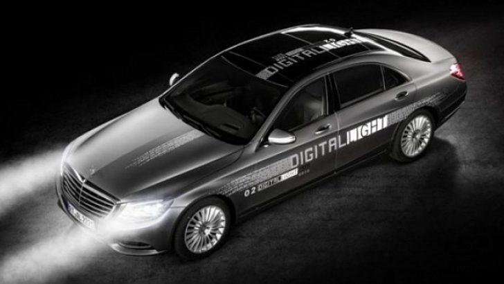 Mercedes'ten Kaza Önlemleri
