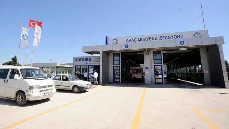 Araç Muayenesi için Kredi kartı ödemesi gündem de