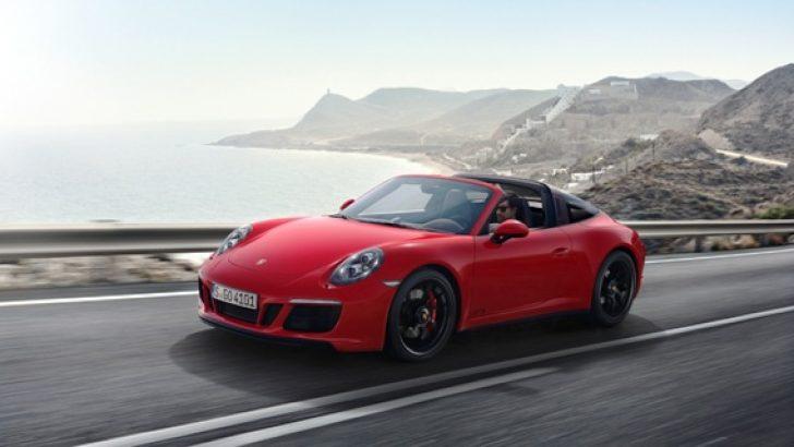 Porsche 911 ailesinin yeni sportif üyeleri
