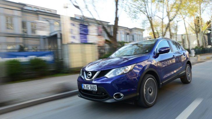 Türkiye'nin en çok satan SUV'u: Nissan QASHQAI