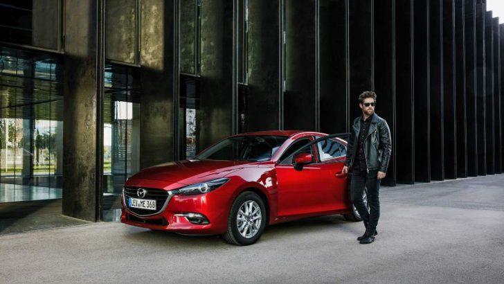 Mazda 3, yenilendi