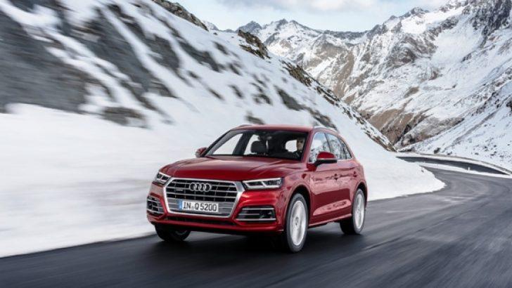 Audi 8 milyonuncu quattro modelini üretti
