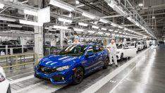 Honda, 2016'da 5 milyon adetle üretim rekoru kırdı