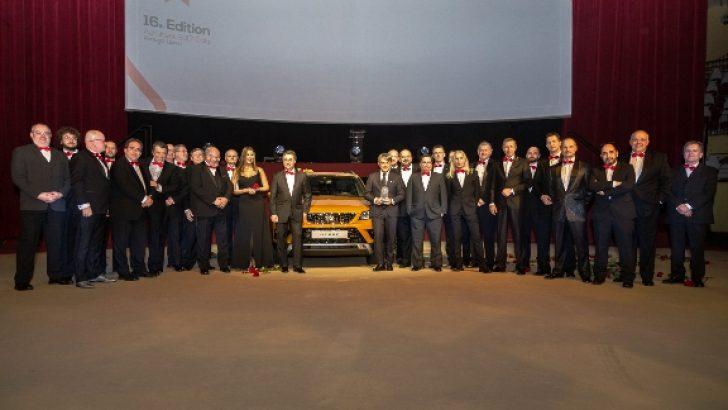 SEAT Ateca Autobest Ödülünü teslim aldı