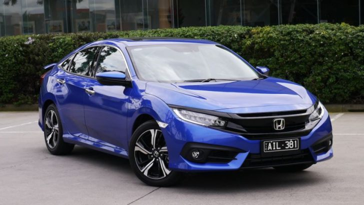 Honda Civic RS: 109.900 lira