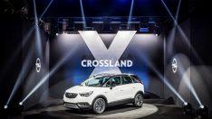 Opel  Crossland X,  Temmuz'da Türkiye'de