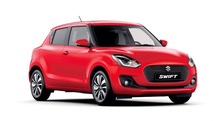 YENİ SUZUKI SWIFT