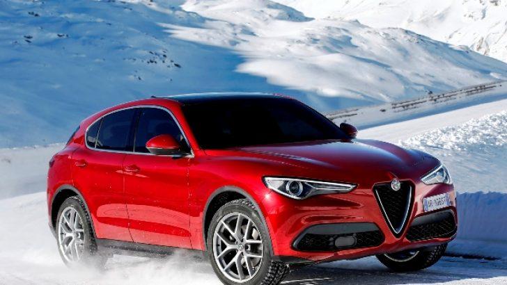 Alfa Romeo Stelvio Son Çeyrekte Türkiye'de!