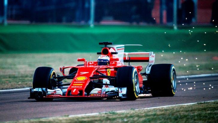 Ferrari'nin Yeni F1 Aracı Görücüye Çıktı.