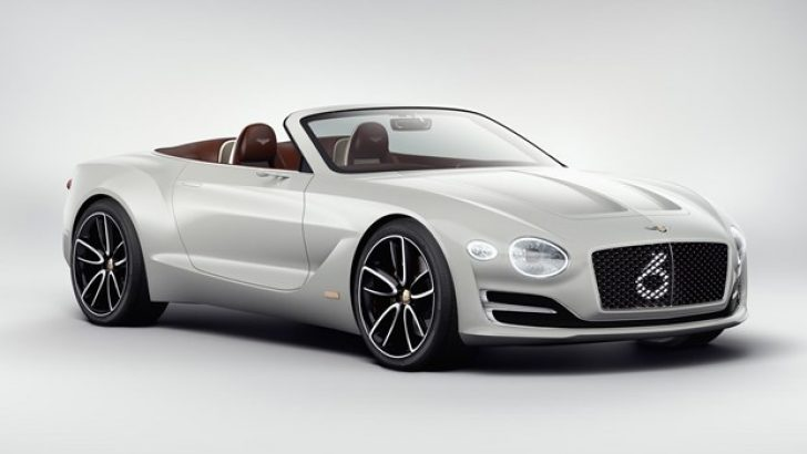Bentley EXP 12 speed 6e.