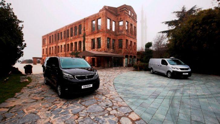 Peugeot, Yeni Expert ile Hafif Ticari Araç Pazarında Çıtayı Yükseltiyor