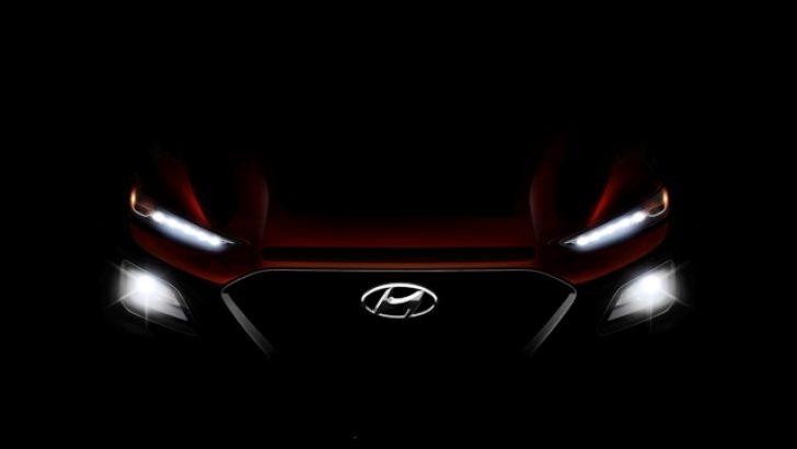 Hyundai'nin Yeni B-SUV'u Kona'dan İlk Esintiler.