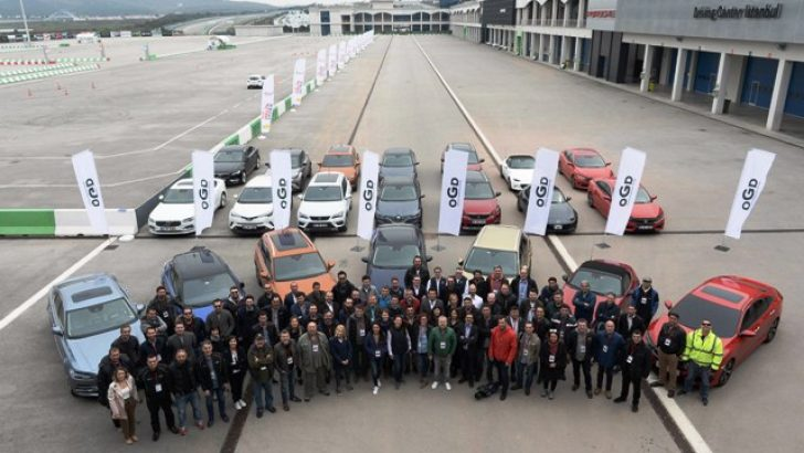 Türkiye'de Yılın Otomobili Seçiminde Heyecan Dorukta