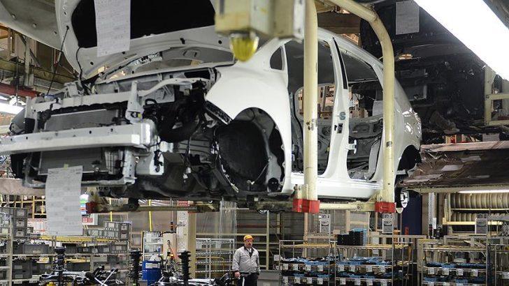 Otomobil üretimi son 10 yılın rekorunu kırdı