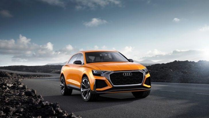 Audi'den 2 yeni SUV modeli