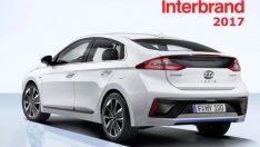 Hyundai, Interbrand'e Göre Dünyanın En Değerli Markaları Arasında Yer Alıyor.