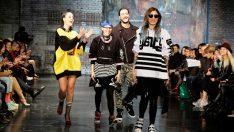 DB Berdan, Mercedes-Benz desteği ile Mercedes-Benz Fashion Week Tbilisi'deydi