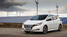 NISSAN, 2022 Yılına Kadar Yılda 1 Milyon Elektrikli Araç Satmayı Hedefliyor