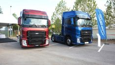 Uluslararası Yılın Kamyonu Yeni Ford Trucks F-MAX yollara çıktı