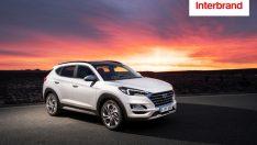 Hyundai, Dünyanın En İyi 40 Markasından Biri.