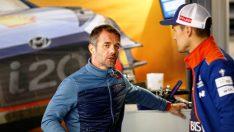 Efsanevi Ralli Pilotu Sebastien Loeb, Hyundai'de.