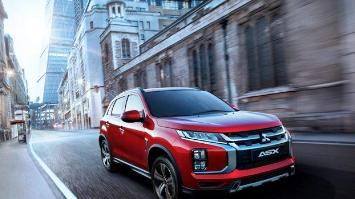 Mitsubishi ASX kompakt SUV 2020