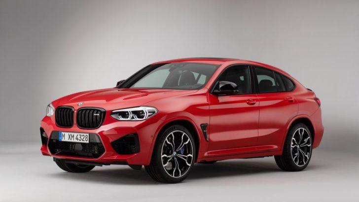 BMW X3 M ve X4 M tanıtıldı